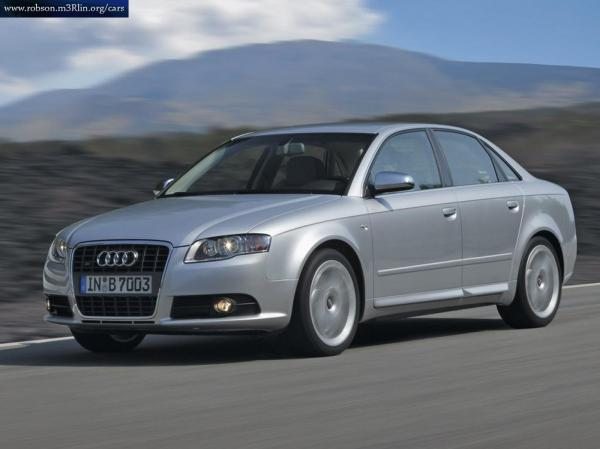 New A6 Avant from Audi 2005 or would you like to drive in the business class?
