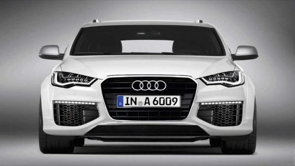 Audi Q7 - Created according to the Audi 2014 tendencies