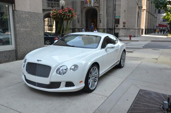 Bentley 2014 hit the market with the model of Bentley Continental GT V8 S