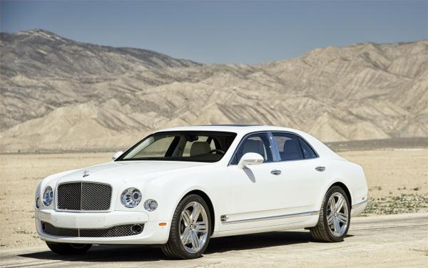 A stunning supercar of Bentley 2015 Continental