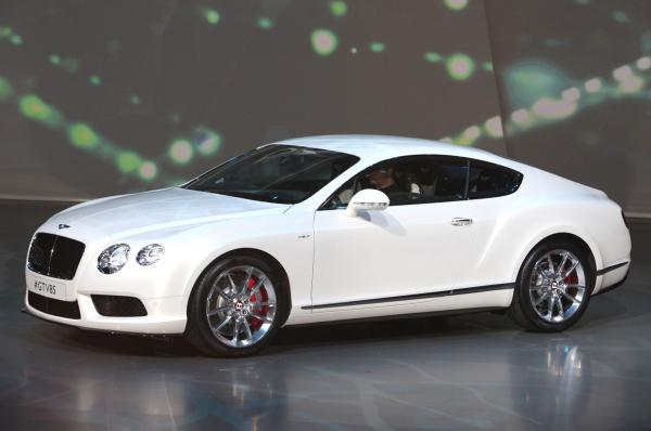 Bentley 2015: B for Bentley