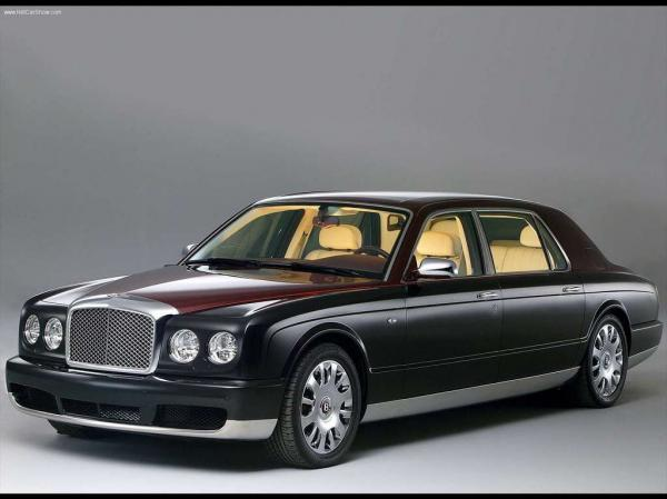 Bentley Arnage #3