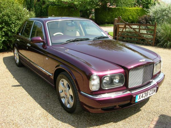 Bentley Arnage Red Label #1