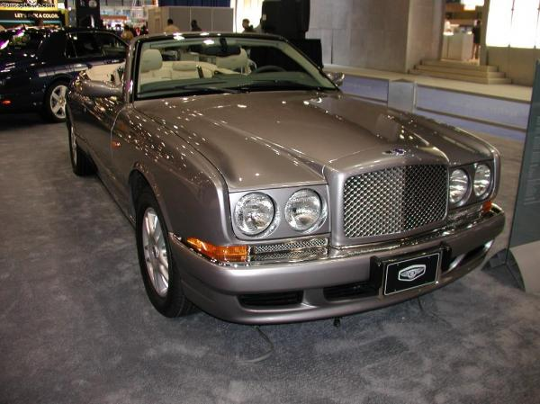 2002 Bentley Azure
