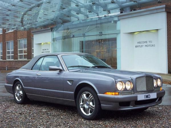 Bentley Azure 2003 #3