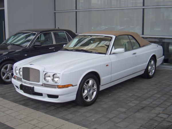 Bentley Azure 2003 #4
