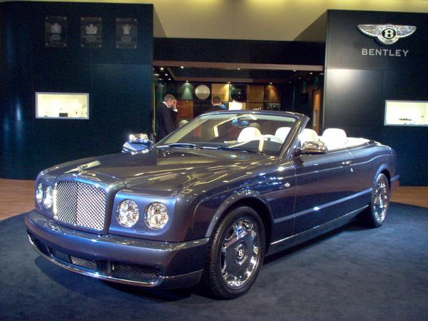 Bentley Azure Base #3
