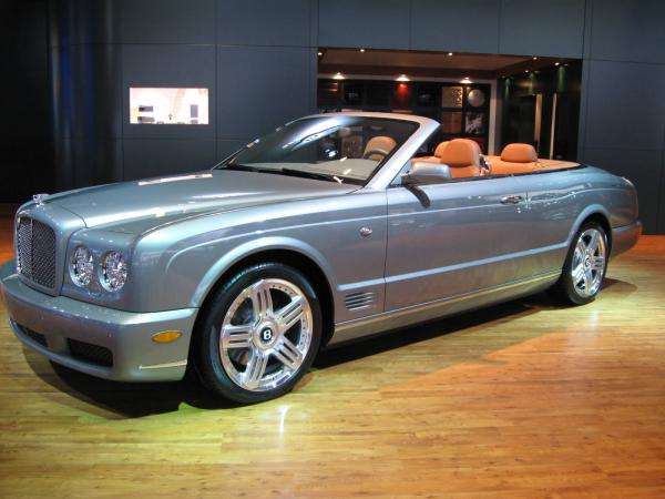 Bentley Azure T #1