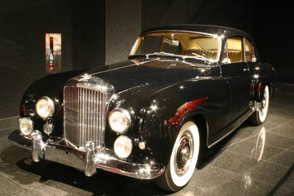 1954 Bentley Continental