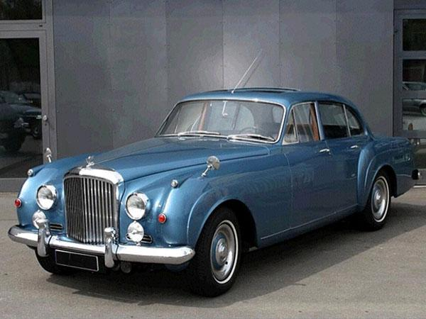 1960 Bentley Continental Information And Photos Momentcar
