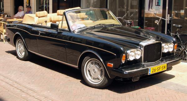 1988 Bentley Continental