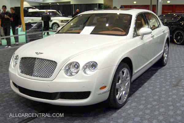 Bentley Continental Flying Spur 2008 #4