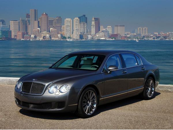 Bentley Continental Flying Spur 2011 #1