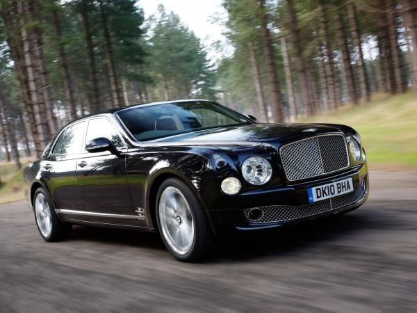 Bentley Continental Flying Spur 2011 #3