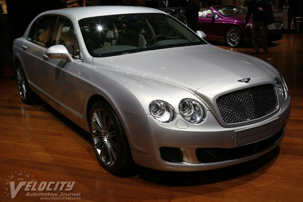 Bentley Continental Flying Spur 2011 #4