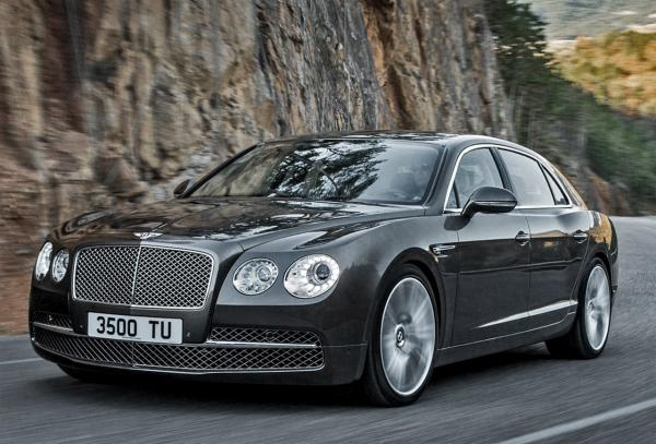 Bentley Continental Flying Spur 2013 #1
