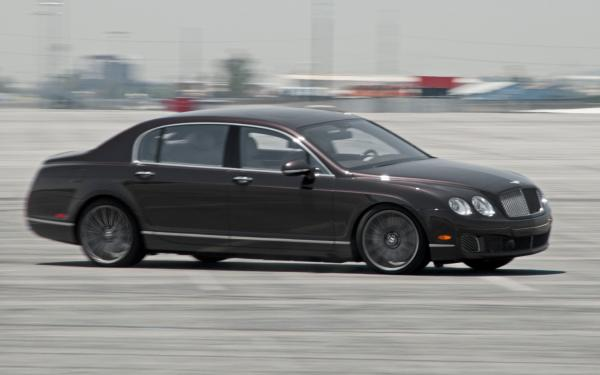 Bentley Continental Flying Spur Speed 2011 #2