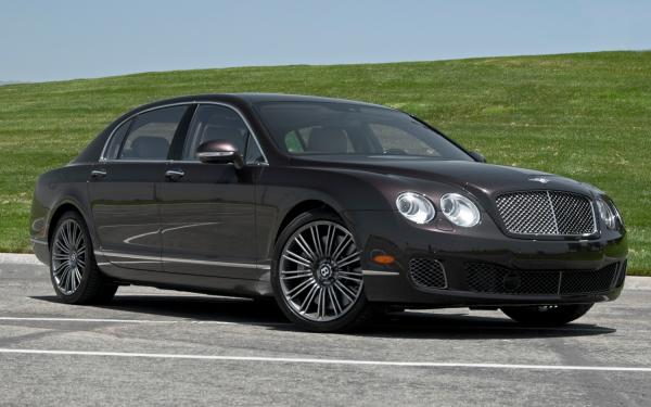 Bentley Continental Flying Spur Speed 2013 #1
