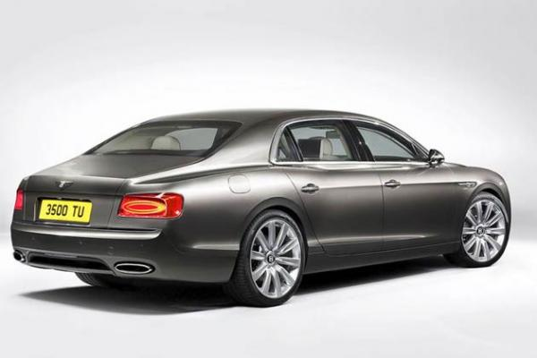 Bentley Continental Flying Spur Speed 2013 #2