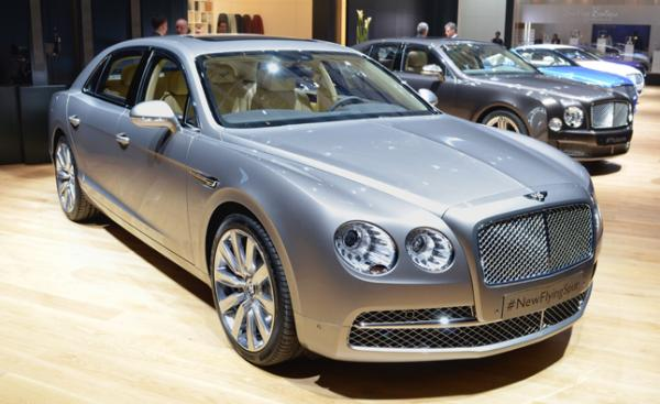 2013 Bentley Continental Flying Spur Speed