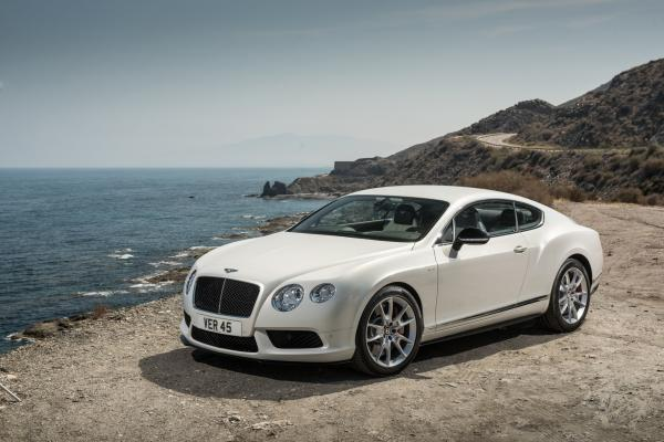 Bentley Continental GT #5