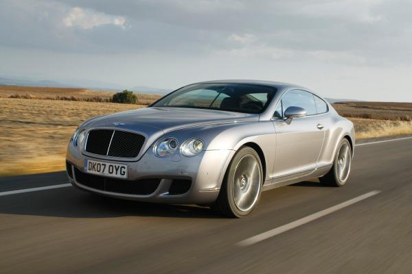 Bentley Continental GT 2008 #2