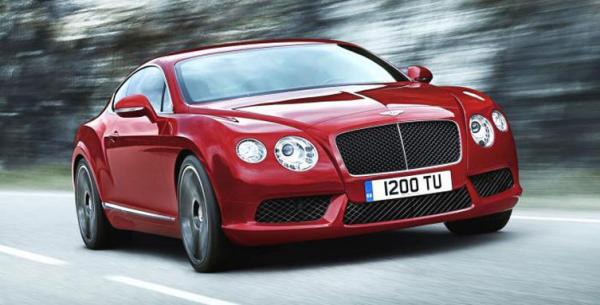 Bentley Continental GT 2013 #2