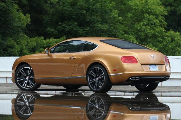 Bentley Continental GT 2013 #5