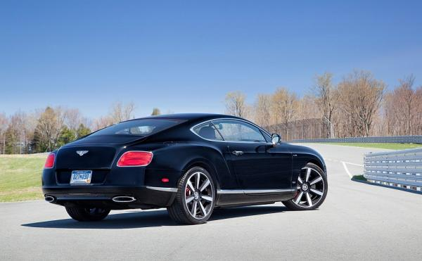 Bentley Continental GT 2014 #3