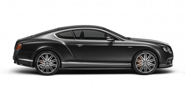 Bentley Continental GT 2014 #5