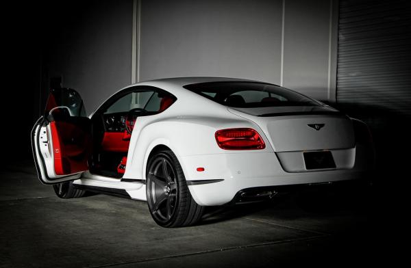 Bentley Continental GT Base #4