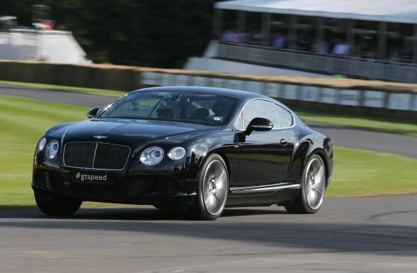 Bentley Continental GT Speed #2