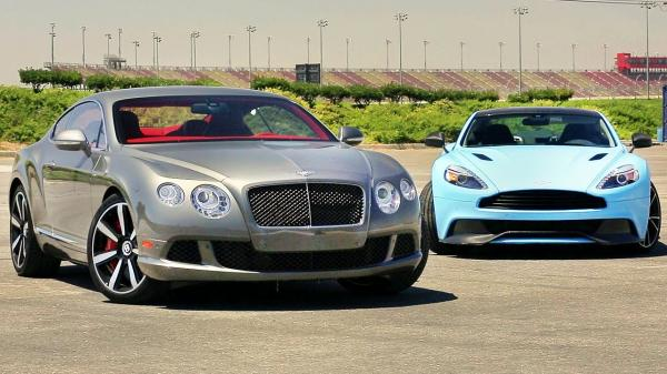 Bentley Continental GT Speed 2014 #1