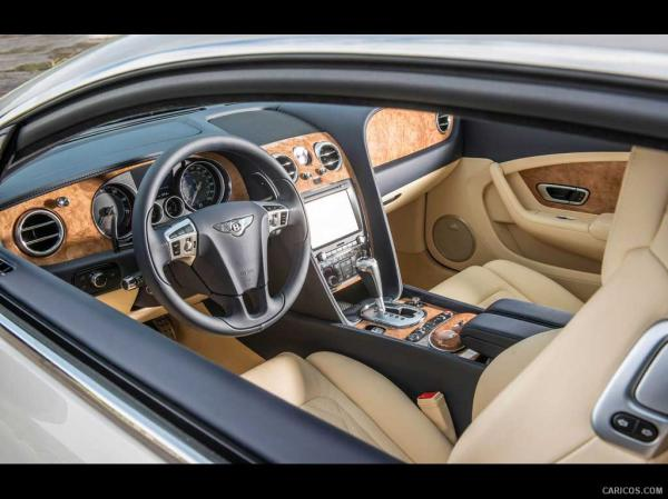 Bentley Continental GT Speed 2014 #5