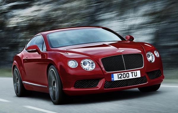 Bentley Continental GT V8 #2