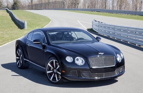 Bentley Continental GTC 2014 #3