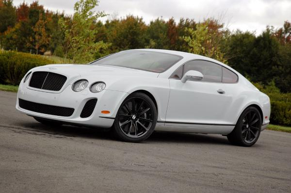 Bentley Continental Supersports #2