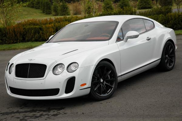 Bentley Continental Supersports 2010 #1