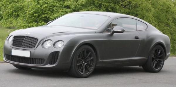 Bentley Continental Supersports 2010 #2