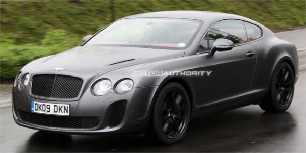Bentley Continental Supersports 2010 #3