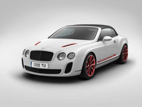 Bentley Continental Supersports 2012 #2
