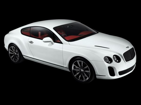 Bentley Continental Supersports #4