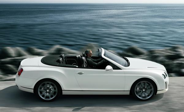 Bentley Continental Supersports Convertible 2011 #2