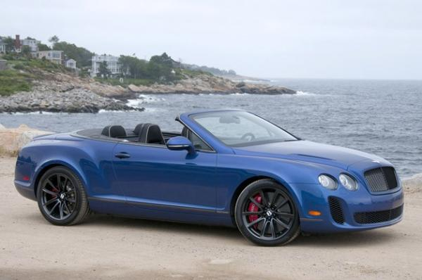 Bentley Continental Supersports Convertible Base #2