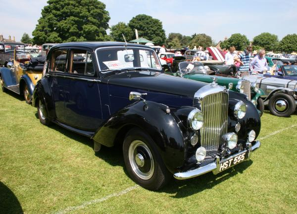Bentley Mark VI 1952 #5