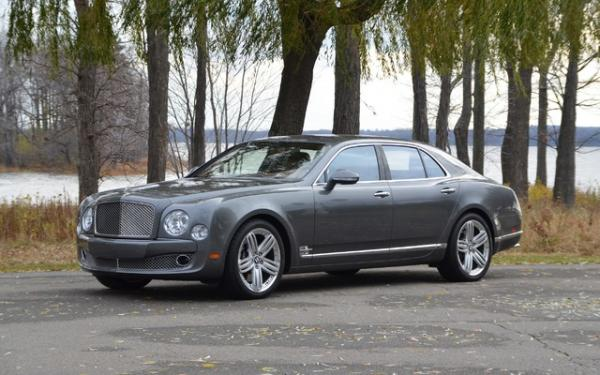 Bentley Mulsanne 2014 #3