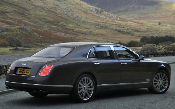 Bentley Mulsanne 2014 #5