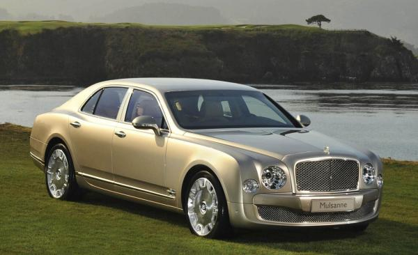 2014 Bentley Mulsanne