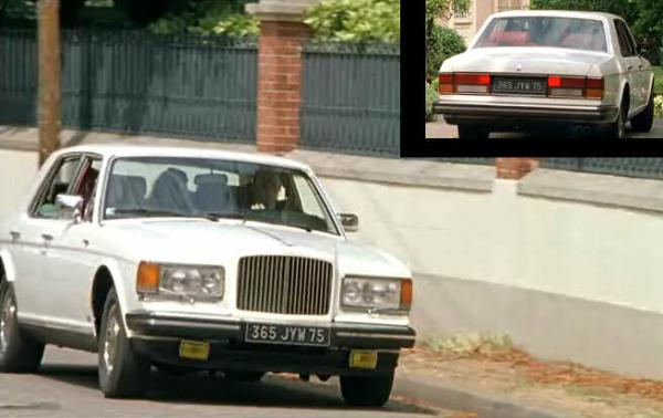Bentley Mulsanne Turbo 1982 #5