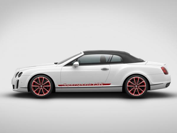 Bentley Supersports Convertible ISR #4